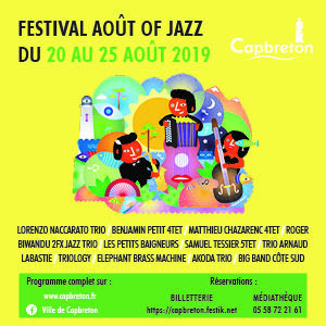 Capbreton Festival Jazz V3